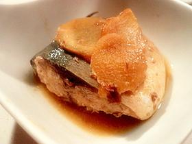 関西風★西京味噌でサバの味噌煮