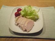 朝食にも♪おつまみにも♪☆鶏ハム☆の写真