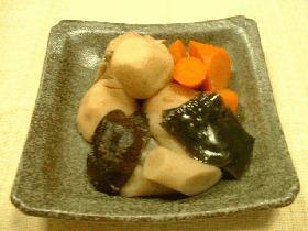 里芋とイロイロお野菜の煮物