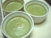抹茶のマシュマロムースの写真