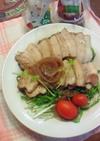 炊飯器で豚肉・牛すね肉の赤ワイン煮★