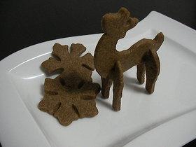 ジンジャーブレッド・クッキー。