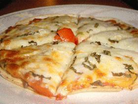 どうしても食べたい時の☆マルガリータピッザ