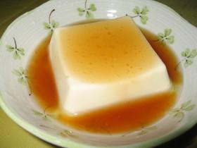 簡単!レンジであったかあんかけ豆腐