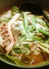 カニ★トマト鍋