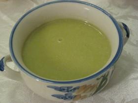 捨てないで!!ブロッコリーのスープ