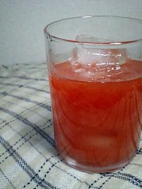 自家製トマトジュース♪