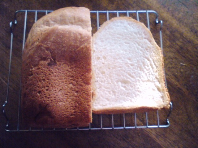 HB早焼き★ハニーな食パン★