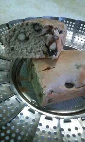黒豆バウンドケーキ