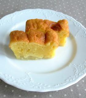 激うま♡簡単♪アップル×アーモンドケーキ