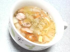 簡単【本格♥】野菜たっぷりポトフ