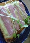おさかなのソーセージのDXマヨトースト