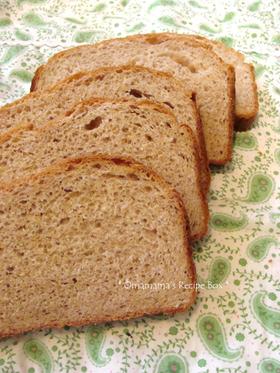 Bread*ライ麦食パン