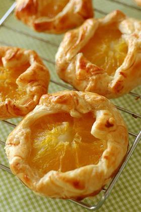 大好評☆オレンジのパイ