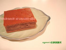 もちもち An ココナッツケーキ♪