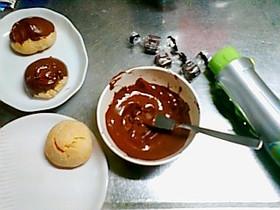 チョコレートの溶かし方