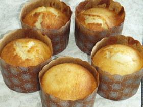 カルピス風味が美味しいカップケーキ♡