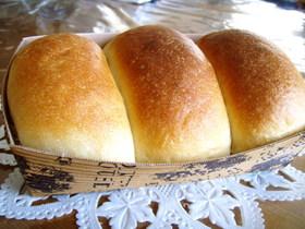 濃厚ピーナッツパン@手捏ね~♪