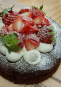 2008 バレンタインガトーショコラ