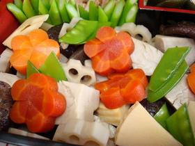 お節料理)福め煮《Ⅱ》里芋(八頭)