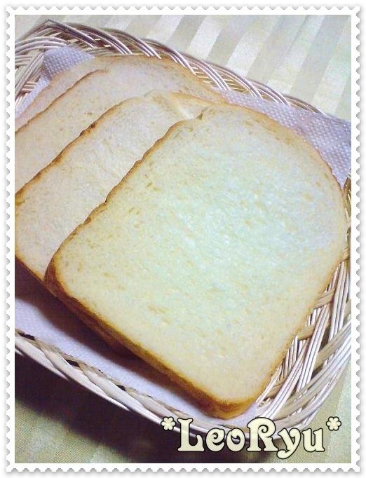 HB早焼き★ミルクリッチな食パン★