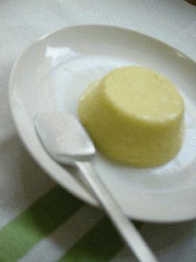 クリームチーズでこってり☆マンゴープリン