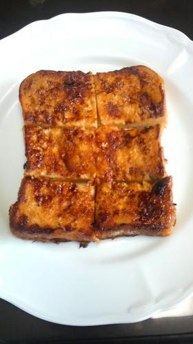 ♡カラメル風味のフレンチトースト♡