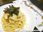 タモリ風★たらこスパゲティの写真