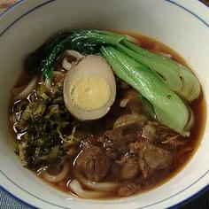 台湾名物! 激ウマ牛肉麺