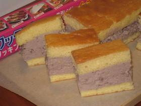 平成版★シベリア風ムースケーキ