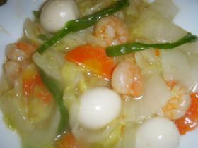 白菜の旨煮(塩味)