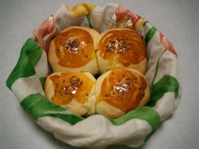 あんパン(HB使用)