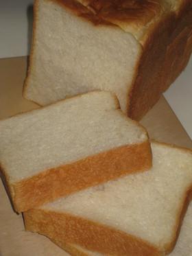 続・いつもの食パン(HBで一次発酵)