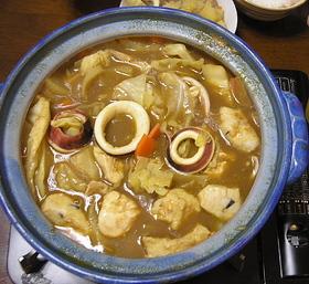 我が家のカレー鍋