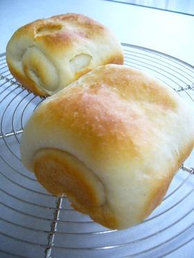 手ごねで♪ 卵不使用☆米粉ハーフのパン