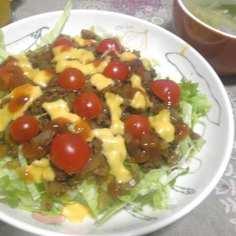 沖縄の味☆タコライス