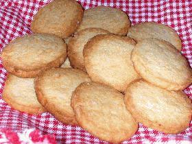 簡単基本のクッキー