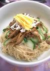 韓国料理 しょうゆ味 ビビンククス