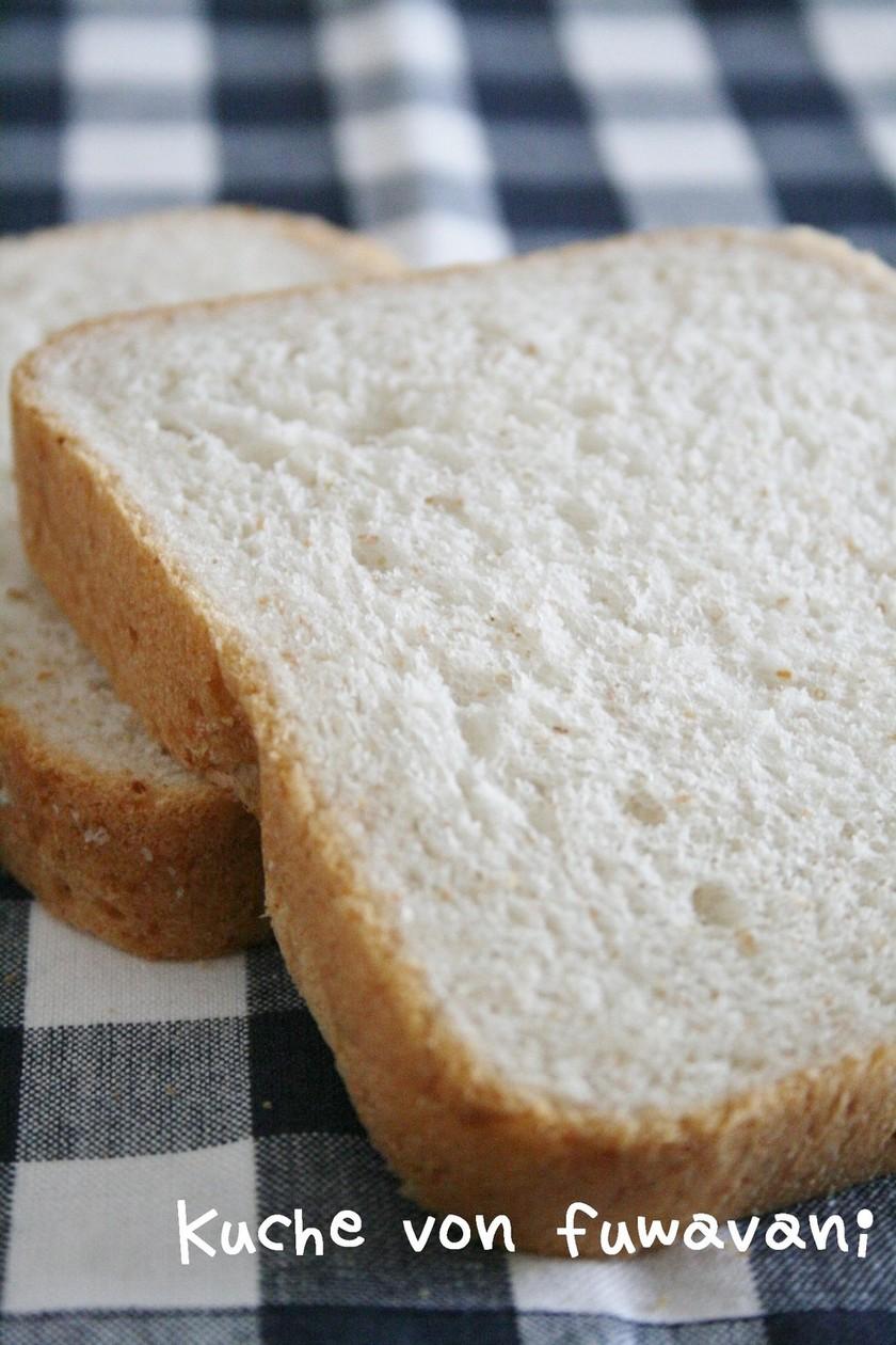 ♡HBで♡ふわふわ~全粒粉の食パン