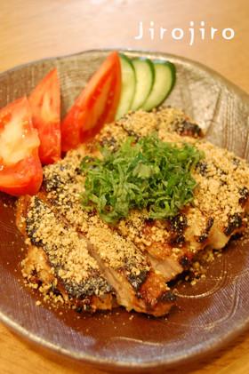 ごま&大葉たっぷり☆鶏の生姜焼き