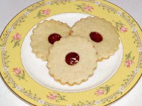 ジャムサンドクッキー!