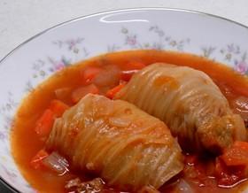 洋風ロール白菜