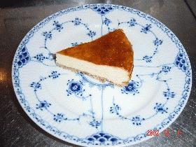 低カロリー◇ベイクドチーズケーキ