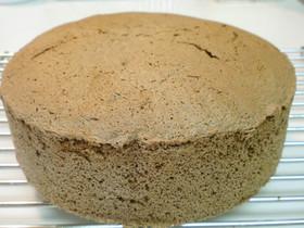 ケーキの土台 チョコスポンジケーキ