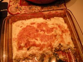 玄米とエビのクリーミー♪ドリア