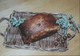 ふわふわフルーツのパン