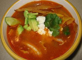 メキシカン・ライススープ