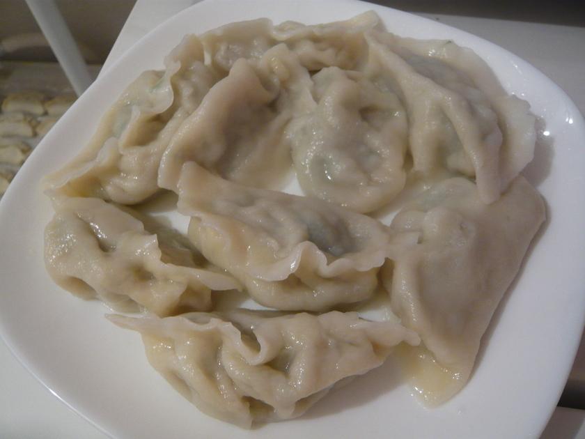 ★旧正月の食べ物~中国風手作り水餃子★