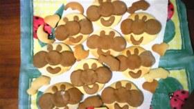 ホットケーキミックスアンパンマンクッキー