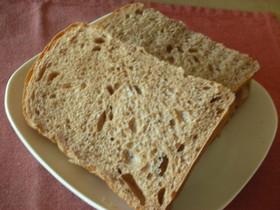 ふんわりココア食パン